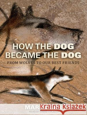How the Dog Became the Dog: From Wolves to Our Best Friends Mark Derr David Colacci  9781452604251