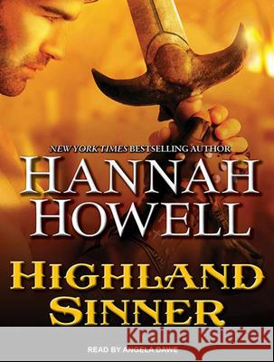 Highland Sinner - audiobook Hannah Howell Angela Dawe 9781452664743