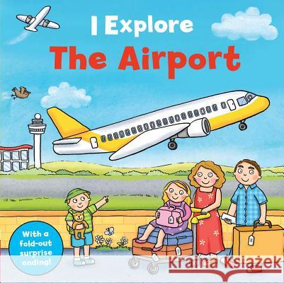 The Airport Mike Goldsmith Kate Daubney 9781454914952