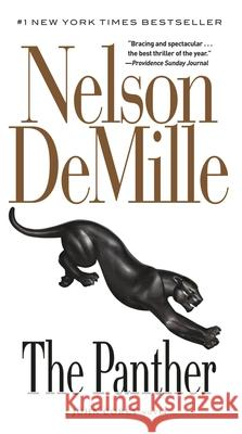 Panther Nelson DeMille 9781455522590