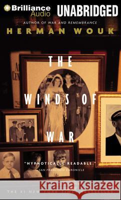 The Winds of War - audiobook Herman Wouk Kevin Pariseau 9781455883745