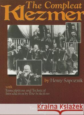 The Compleat Klezmer Hal Leonard Publishing Corporation 9781458422002