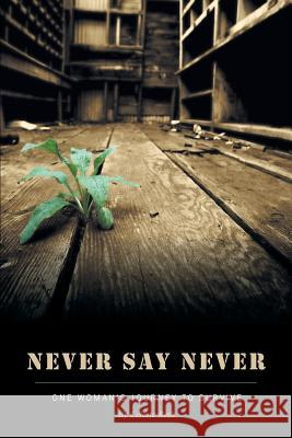 Never Say Never - One Woman's Journey to Survive Celeste Roth 9781460234549