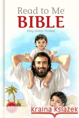 KJV Read to Me Bible Holman Bible Publishers 9781462792856