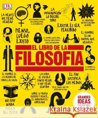 El Libro de La Filosofia DK 9781465460158 DK Publishing (Dorling Kindersley)