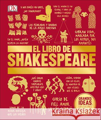 El Libro de Shakespeare DK 9781465460165 DK Publishing (Dorling Kindersley)