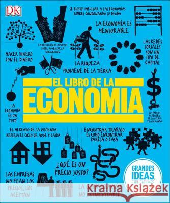 El Libro de La Economia DK 9781465460189 DK Publishing (Dorling Kindersley)