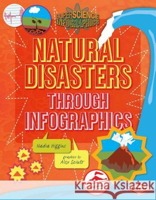 Natural Disasters Through Infographics Nadia Higgins 9781467712873