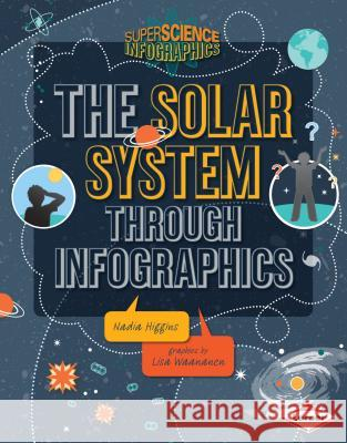 The Solar System Through Infographics Nadia Higgins 9781467712897