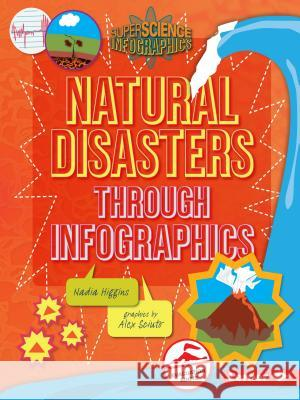 Natural Disasters Through Infographics Nadia Higgins 9781467715935