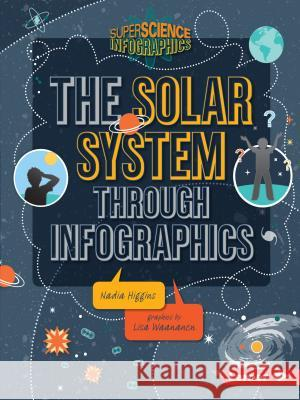 The Solar System Through Infographics Nadia Higgins 9781467715942