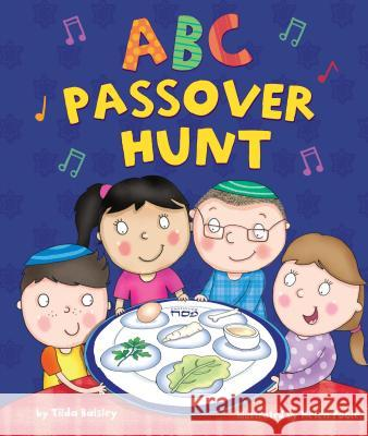 ABC Passover Hunt Tilda Balsley Helen Poole 9781467778435