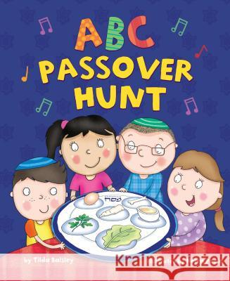 ABC Passover Hunt Tilda Balsley Helen Poole 9781467778480