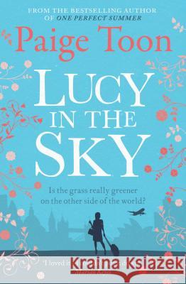 Lucy in the Sky Paige Toon 9781471129612