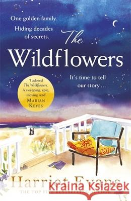 The Wildflowers Evans, Harriet 9781472221377