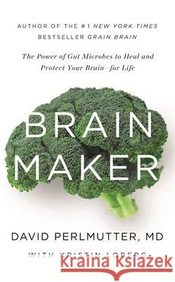 Brain Maker David Perlmutter 9781473619357