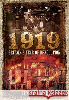 1919: Britain's Year of Revolution Simon Webb 9781473862869