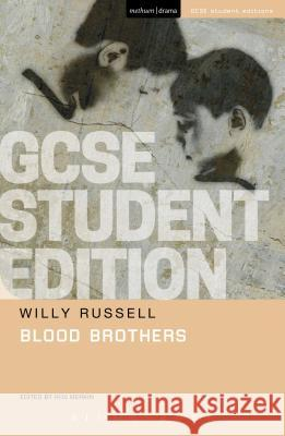 Blood Brothers GCSE Student Edition Willy Russell Ros Merkin 9781474229920