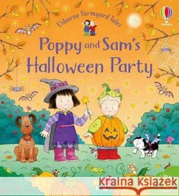 Poppy and Sam's Halloween Party Sam Taplin 9781474935913