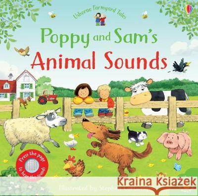 Poppy and Sam's Animal Sounds Taplin, Sam 9781474958912