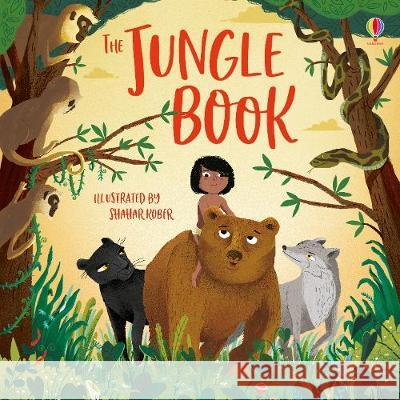 The Jungle Book Rob Lloyd Jones 9781474963398