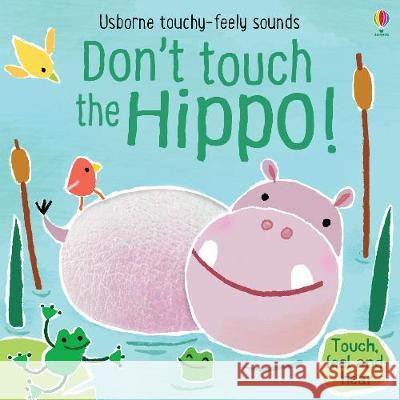 Don't Tickle the Hippo! Sam Taplin 9781474968713