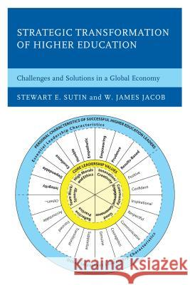 Strategic Transformation of Higher Education: Challenges and Solutions in a Global Economy Stewart E. Sutin W. James Jacob 9781475821093