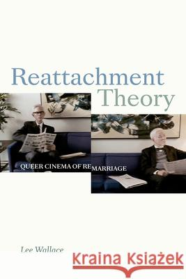 Reattachment Theory: Queer Cinema of Remarriage Lee Wallace 9781478008101