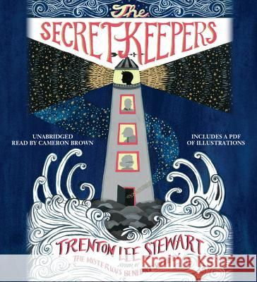 The Secret Keepers - audiobook Trenton Lee Stewart 9781478913078