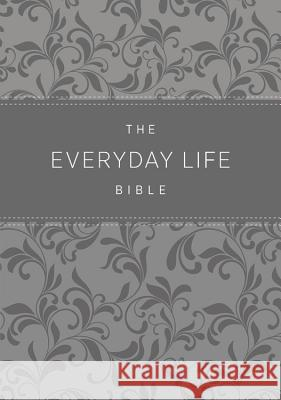 The Everyday Life Bible: The Power of God's Word for Everyday Living Joyce Meyer 9781478922988