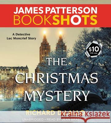 The Christmas Mystery - audiobook James Patterson 9781478943501