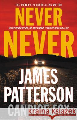 Never Never - audiobook James Patterson Candice Fox Federay Holmes 9781478988106