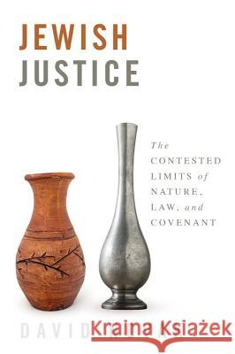 Jewish Justice: The Contested Limits of Nature, Law, and Covenant David Novak 9781481305297