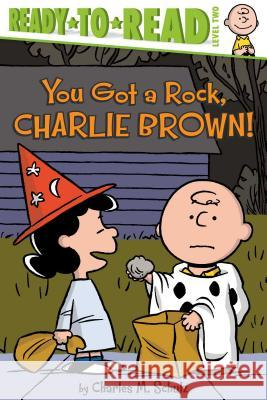 You Got a Rock, Charlie Brown! Charles M. Schulz Robert Pope Maggie Testa 9781481436021