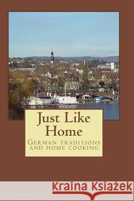 Just Like Home Anja Fitzgerald 9781482798104