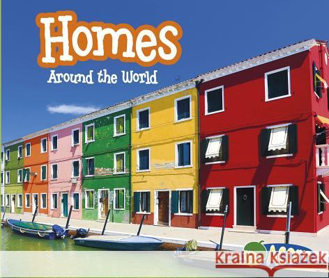 Homes Around the World Clare Lewis 9781484603765