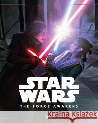 Star Wars the Force Awakens Disney Book Group 9781484705582