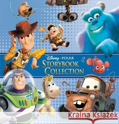 Disney*pixar Storybook Collection Special Edition Disney Book Group 9781484716595