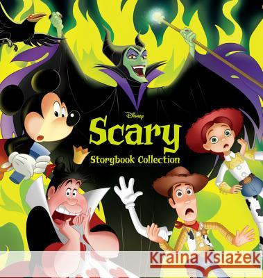 Scary Storybook Collection Disney Storybook Art Team 9781484732397