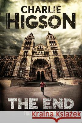 The End Charlie Higson 9781484732915 Disney-Hyperion