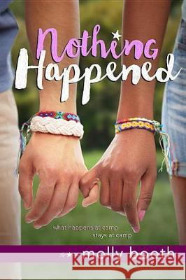 Nothing Happened Molly Booth 9781484753026