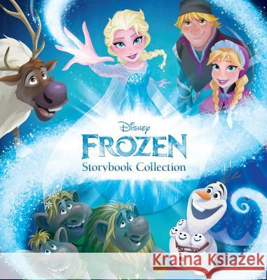Frozen Storybook Collection Disney Book Group 9781484758731