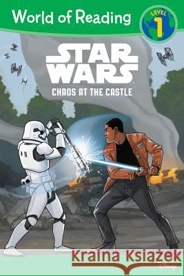 Star Wars: Chaos at the Castle Disney Book Group 9781484774106