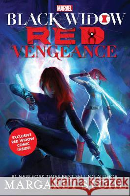 Black Widow Red Vengeance Margaret Stohl 9781484788486