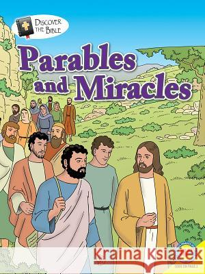 Parables and Miracles Toni Matas 9781489672858