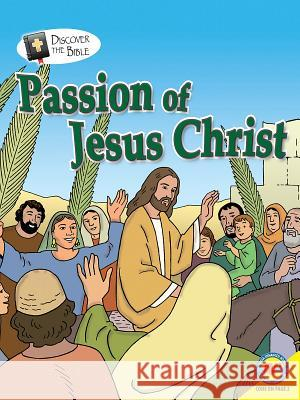 Passion of Jesus Christ Toni Matas 9781489672872