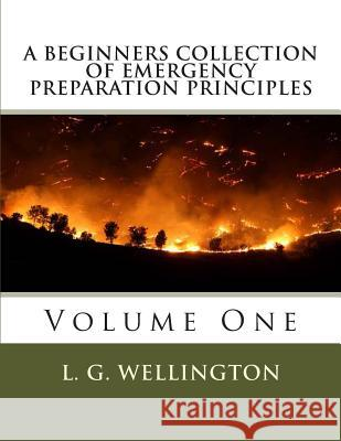 A Beginners Collection of Emergency Preparation Principles L. G. Wellington 9781491067697