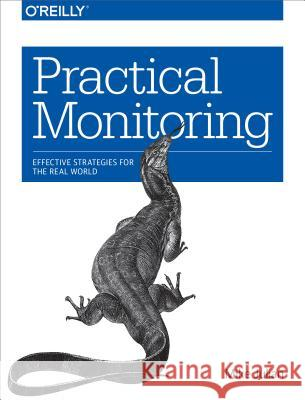 Practical Monitoring: Effective Strategies for the Real World  9781491957356