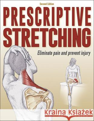 Prescriptive Stretching Kristian Berg 9781492587392