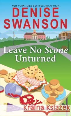 Leave No Scone Unturned Denise Swanson 9781492648413